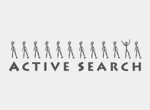 Active Search logo